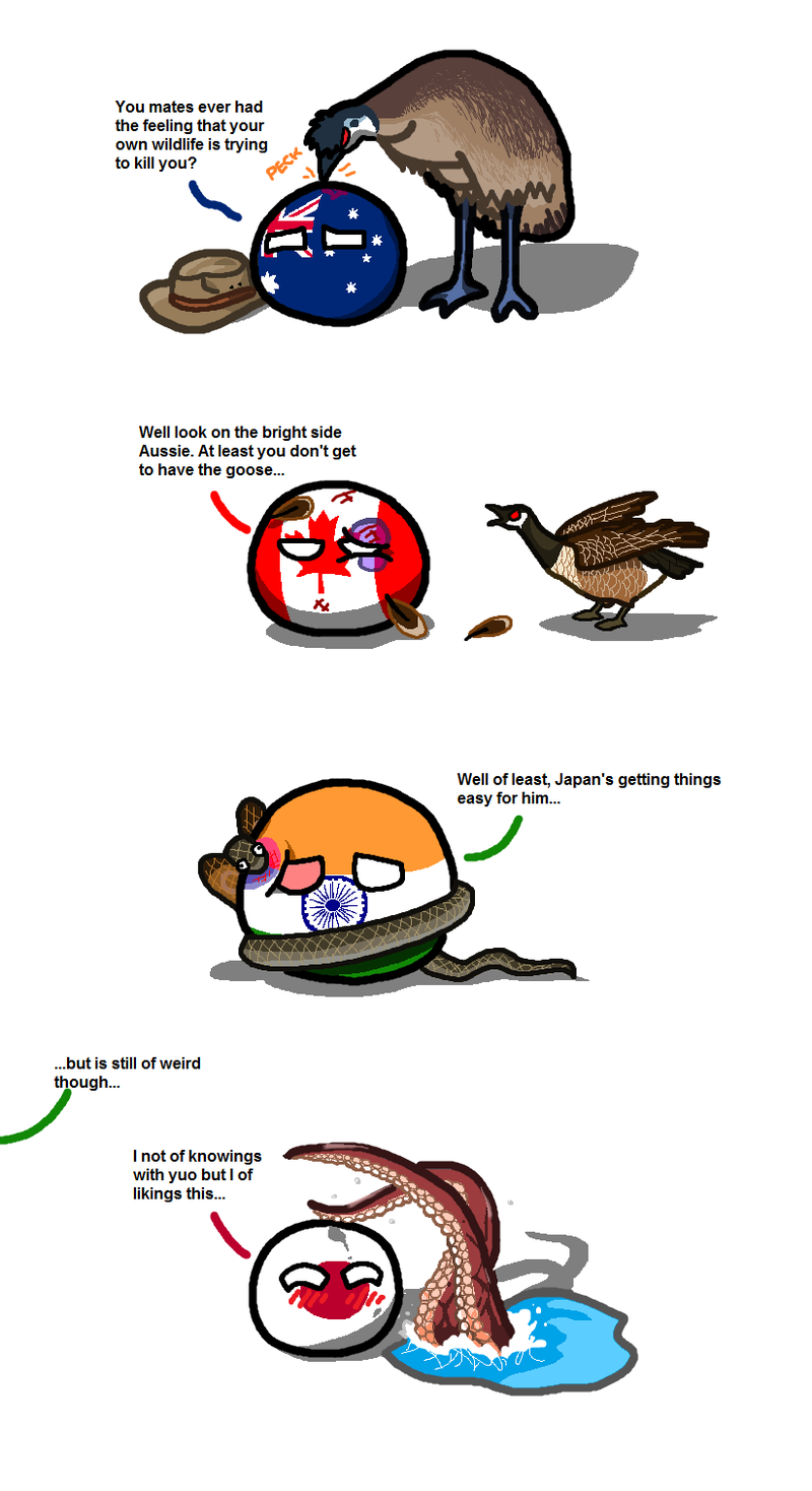 This Polandball Comic Gets it Right