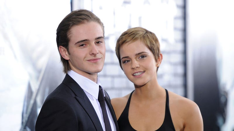 Emma Watson's Little Brother Is Now a Smoking Hot Male Model