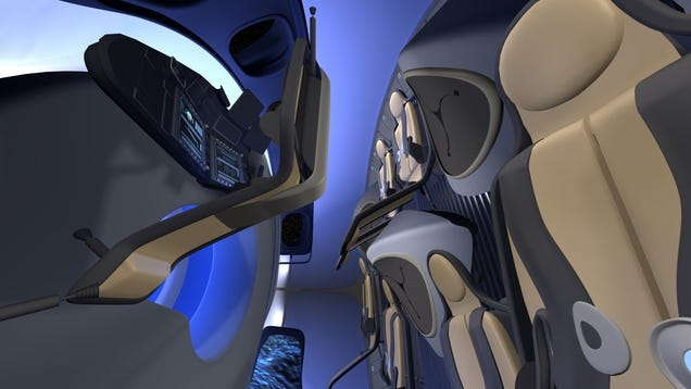 Inside the Boeing Capsule That May Someday Take You to Space