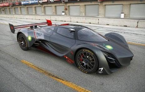 Mazda Furai Concept Puts Us into Batman Euphoric Mode