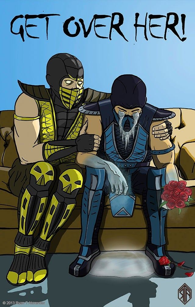 Breakup Advice, from Mortal Kombat