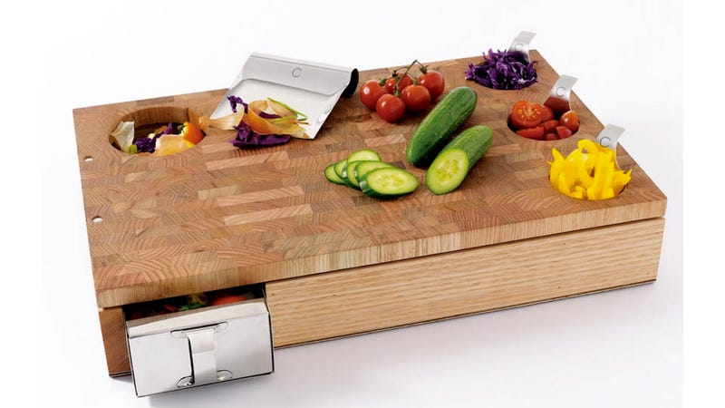 Multitalented Workbench Cutting Board Is Six Products In One