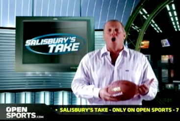 Sean Salisbury Has Finally Conquered His Fear Of The Internet