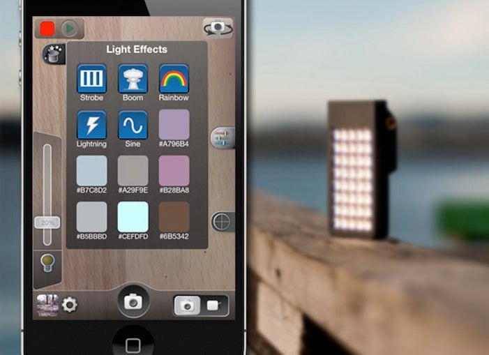 Take Better Pictures with the KICK: The Smartphone Lighting Studio