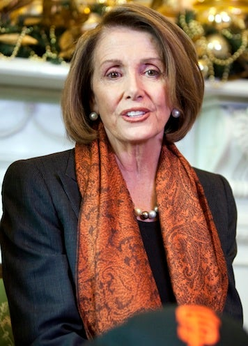 A Decade Of Nancy Pelosi Fabulousness
