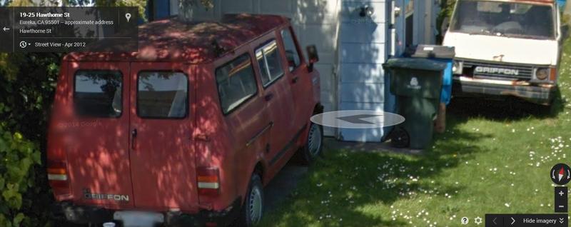 Mystery Vans..