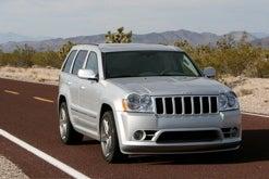 Jalopnik Reviews: 2007 Jeep Grand Cherokee SRT8, Part 1