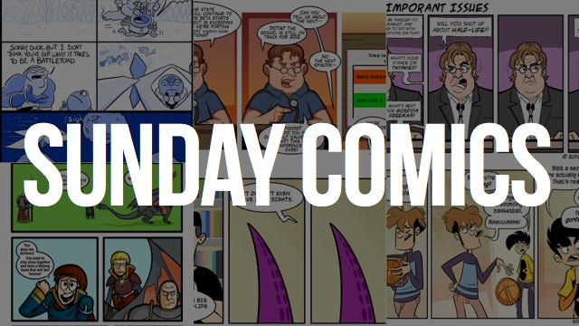 Sunday Comics: That's Justifiable