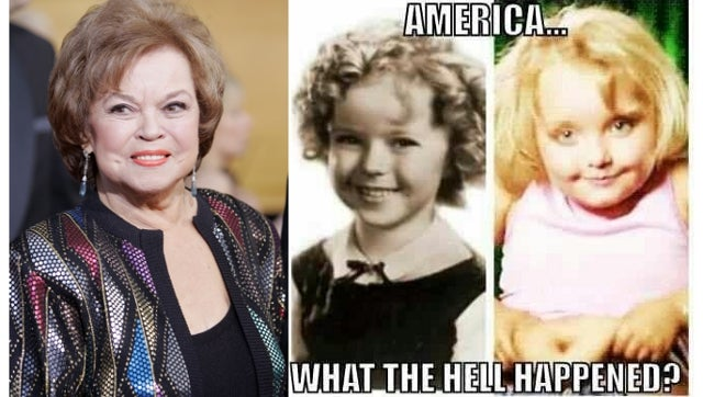 Shirley Temple Joins Twitter, Is Immediately Asked for Her Thoughts On Honey Boo Boo [UPDATE]