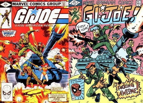 This Is What The GI Joe Movie Should've Looked Like