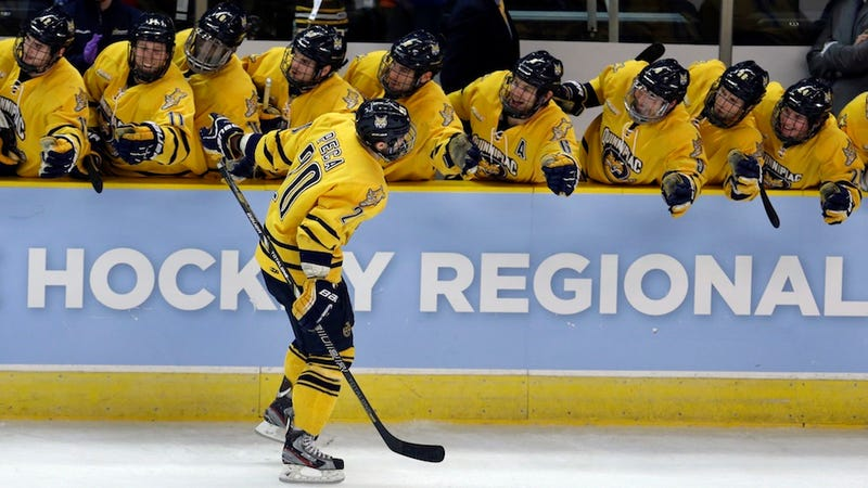 FGCU On Ice: How Quinnipiac Created The No. 1 Hockey Team Out Of Nothing
