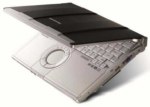 Panasonic Toughbook S9: An Armored Beast That Just Weighs 3 Lbs.