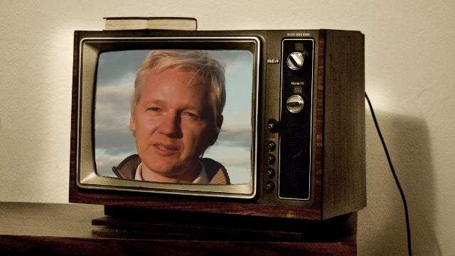 Julian Assange Is Getting His Own TV Show