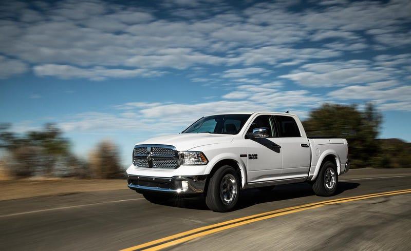 Why small[ish] diesels in light[ish] trucks its a GREAT idea.