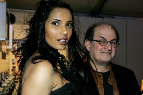 Padma Lakshmi Still Haunting Salman Rushdie's Dreams