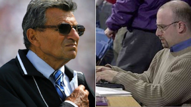 Journalists Address PSU's JoePa Class This Morning, Say He's a Scapegoat