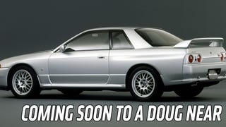 I'm Importing A 1990 Nissan Skyline GT-R From Japan