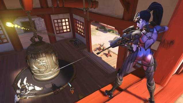 With Overwatch, Blizzard Is Trying To Do Women Characters Better