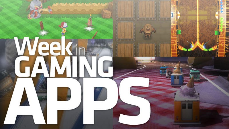 I Can't Stop Staring At This Week in Gaming Apps