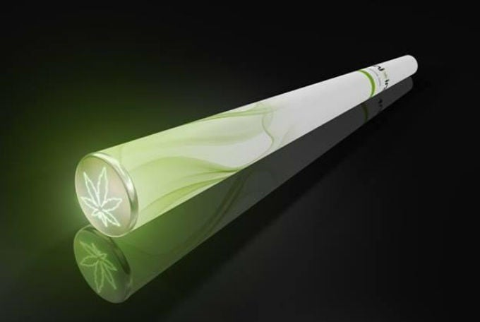 Forget E-Cigarettes, It's Time for the E-Joint