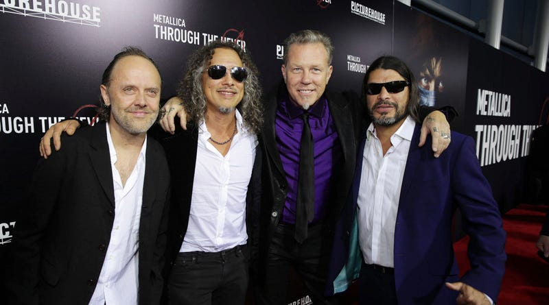 Soda Company Sending Metallica To Play in Icy, Cool Antarctica