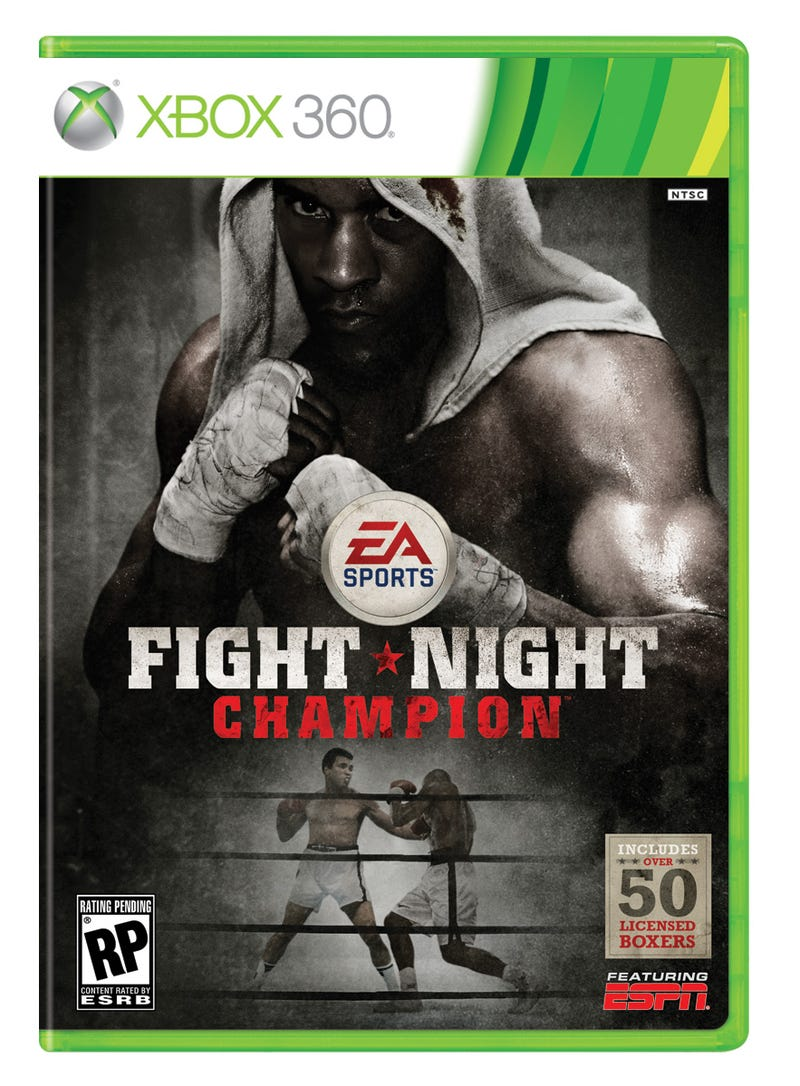 Fight Night Champion Screens And Box