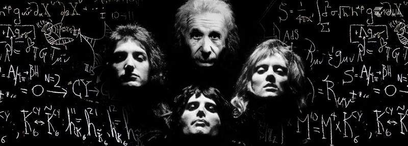 Awesomeness: That's what happens when you mix physics and Queen