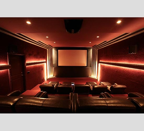 Dream Home Theater Takes Cues from Skywalker Ranch