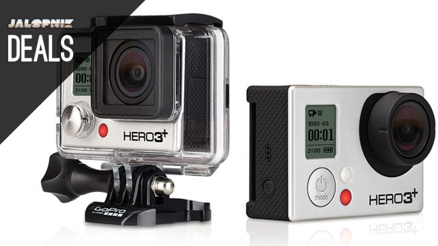 Highly-Rated Dashcam, Awesome GoPro Deals, Heavy Duty Cargo Net