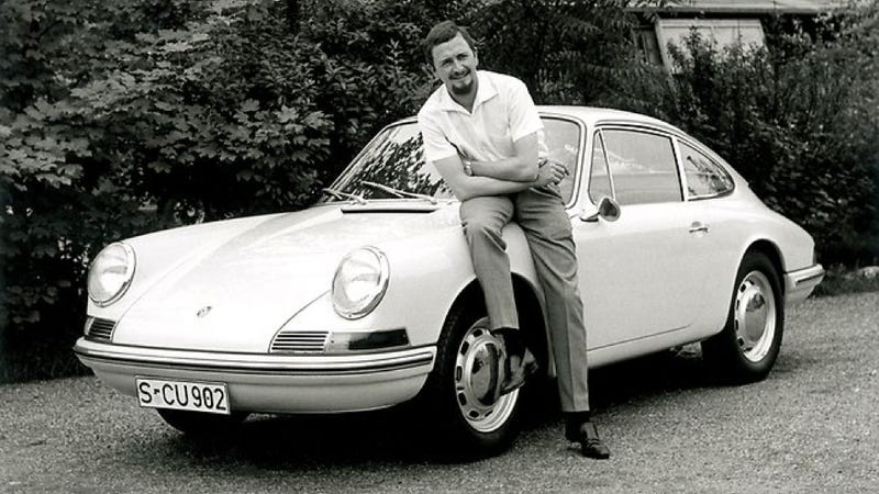 Ferdinand Alexander 'Butzi' Porsche, Designer Of The 911, Dead At Age 76