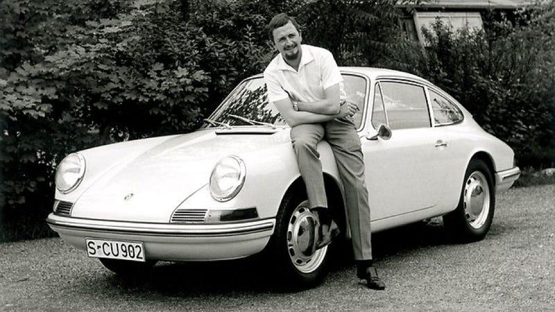 Ferdinand Alexander 'Butzi' Porsche, Designer Of The 911, Dead At Age 76