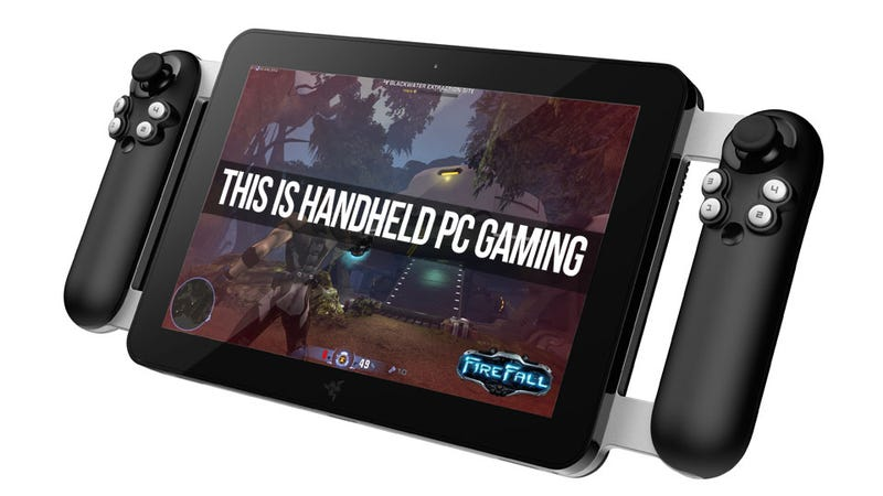 Razer's Latest Project is a Gaming PC Trapped in the Body of a Tablet