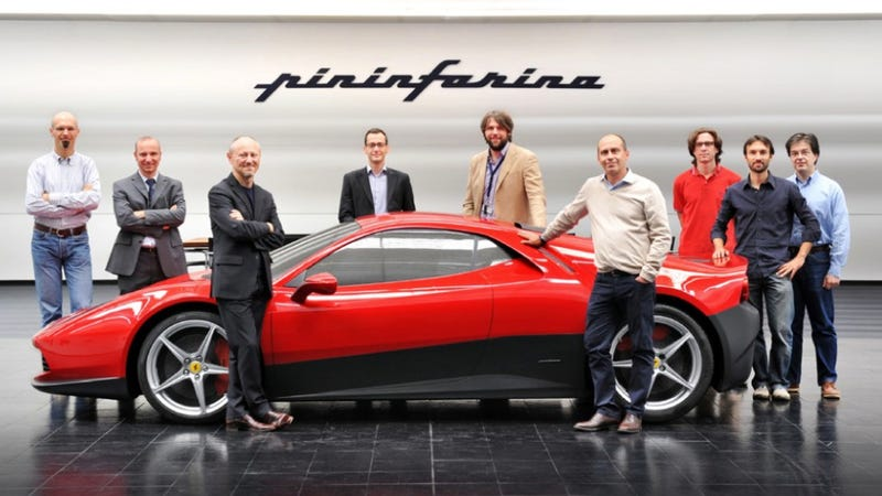 This Is Eric Clapton's Custom $4.7 Million Ferrari