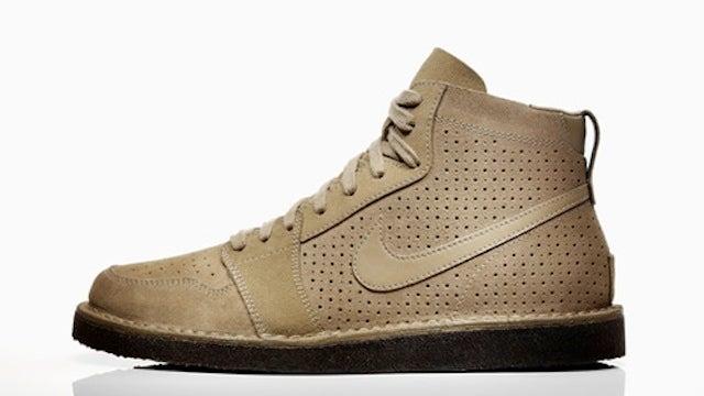 Nikes Fit for the Desert