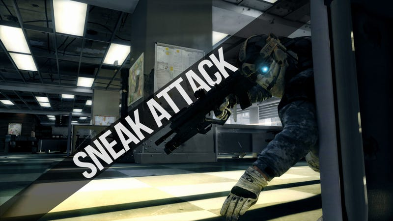 Ghost Recon: Future Soldier's Call of Duty Impersonation Is Pretty Good