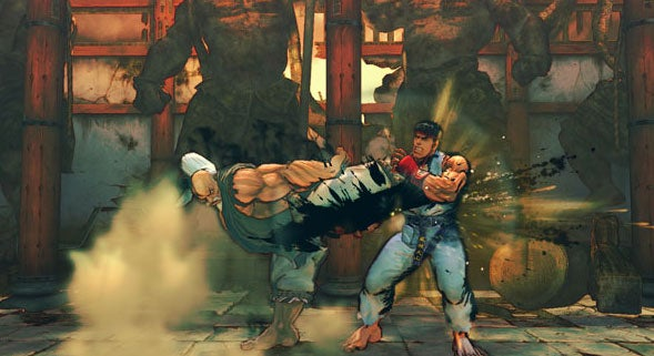 Want To Fight Ken and Ryu's Master? Here's How