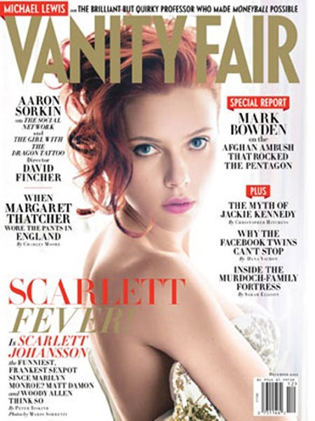 Scarlett Johansson Would Like The Nude Pic Slut-Shaming To End