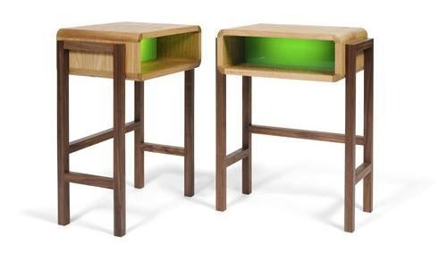 Night Light Table Provides Ambiance And Utility