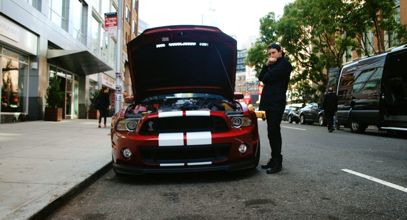 The Shelby GT500: This Is Your Brain On 662 Horsepower