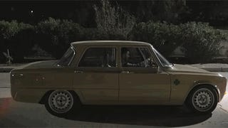 An Old-School Alfa Romeo Is Perfect On Super 8 Film