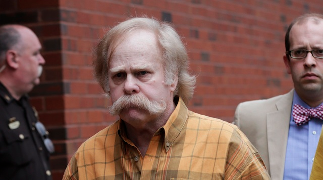 Actually, You Can't Throw A Pie At Tree-Poisoner Harvey Updyke's Face