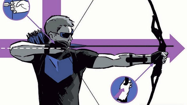 This Wednesday, Hawkeye and dog detectives are in your neighborhood comic shop