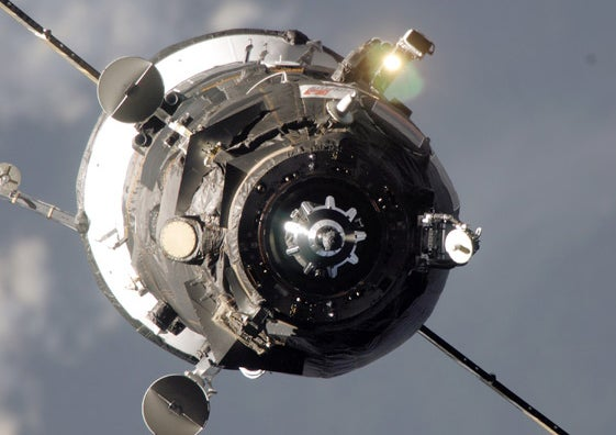 Suicidal Russian Space Junk Plunges Into Earth's Atmosphere