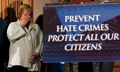 United States Senate Approves Expansion Of Hate Crimes Law
