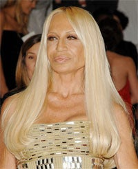 Donatella Versace Expresses Love For Fellow Blondes