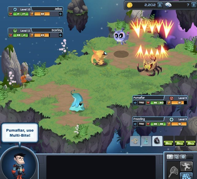 When a PlayStation Hit-Maker Created a Facebook Game...They Tried Not To Pull a Zynga