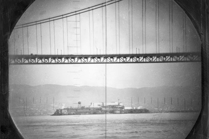 Through a Submarine Periscope Is the Best Way to View San Francisco