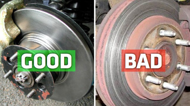 How To Make Sure Your Brakes Aren't Going To Suddenly Fail