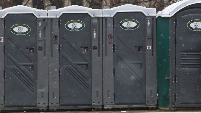Moscow Ponders Terrorist-Proof toilets