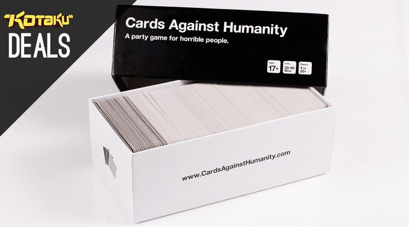 Cards Against Humanity, Simple Surround Sound, Steam Credit [Deals]